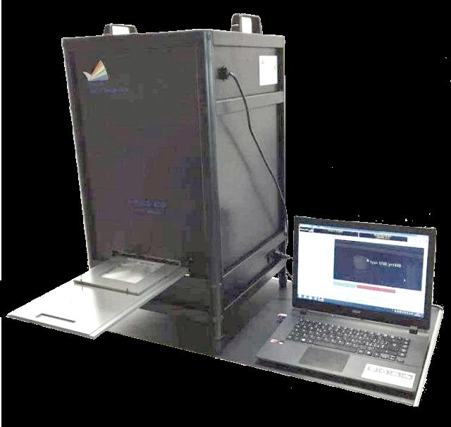 P-PhOD 100 - Pinhole detector and analyzer
