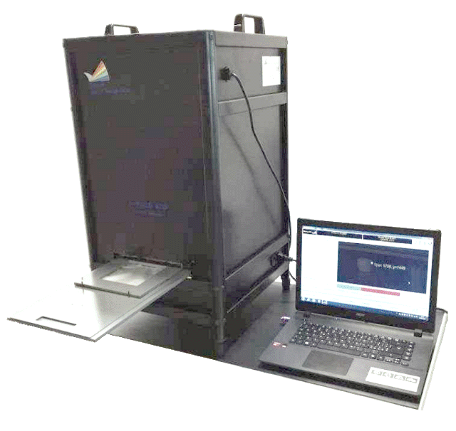 P-PhOD 100 - Pinhole detector and analyzer device